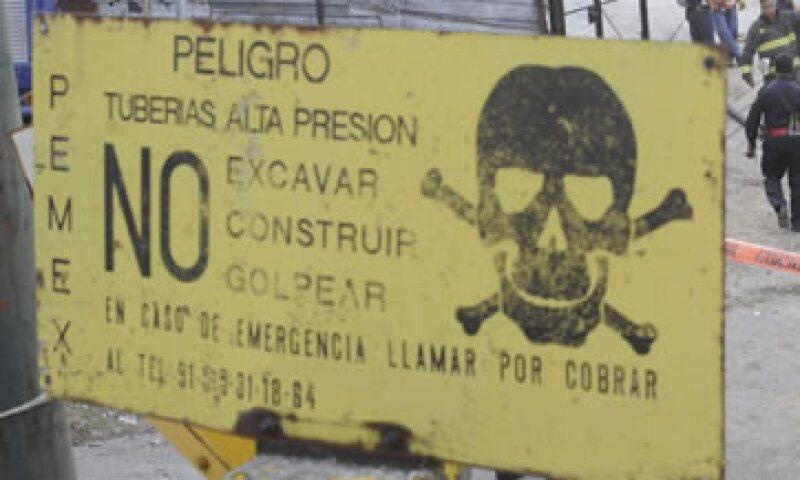 Los trabajadores que perdieron la vida laboraban para la compañía Sepisa. (Foto: Cuartoscuro )