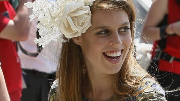 La Princesa Beatriz cumple hoy 23 años.