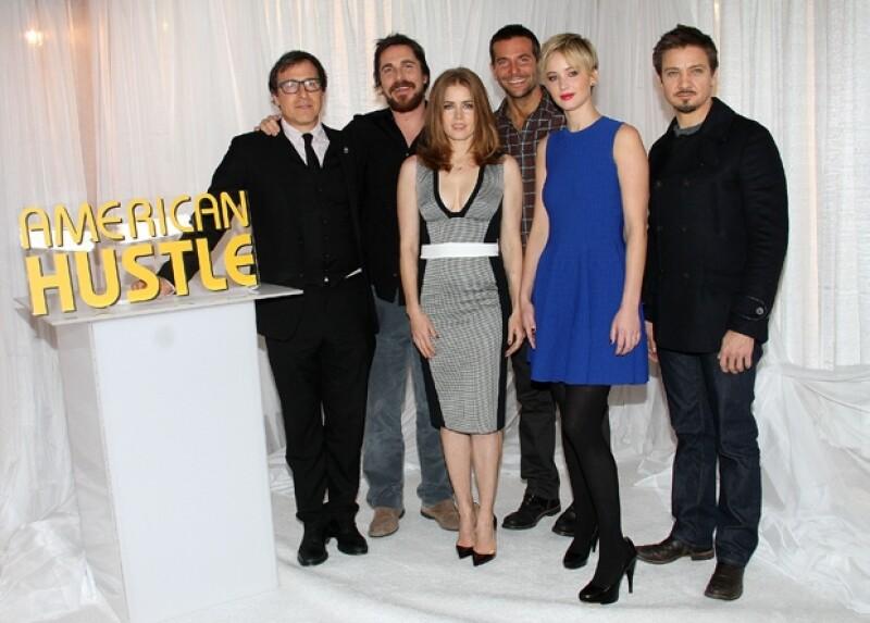 Ambas producciones, que no ganaron premios en los Óscar a pesar de contar con varias nominaciones parten como favoritas en los premios MTV Movie Awards, según la lista anunciada hoy.