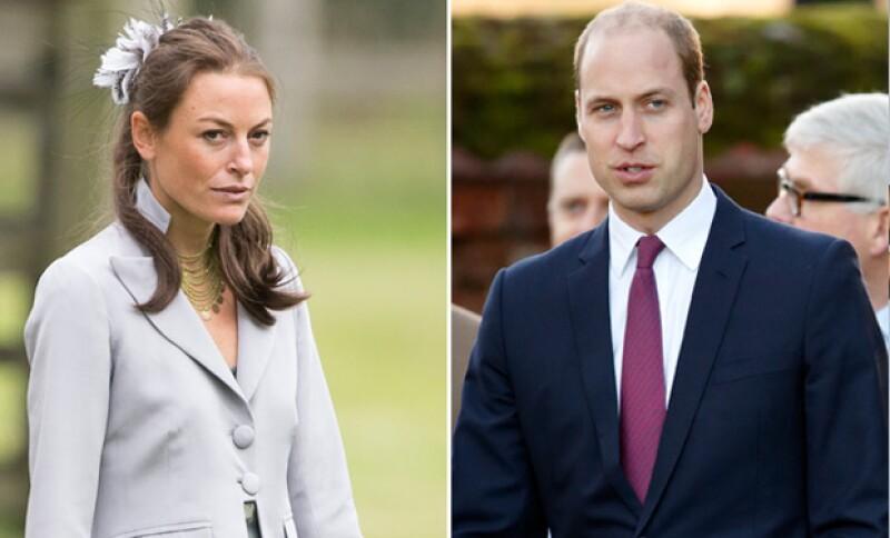En su paso por Kenia, el duque de Cambridge no perdió oportunidad de ir a la boda de quien fuera su novia varios años atrás.