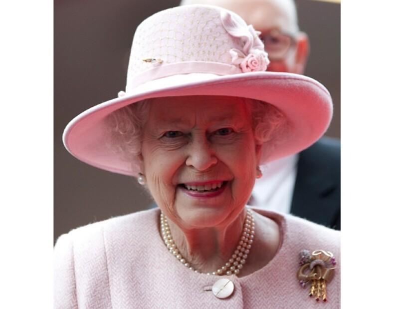 La reina Isabel tendrá su festejo oficial el 16 de junio próximo.