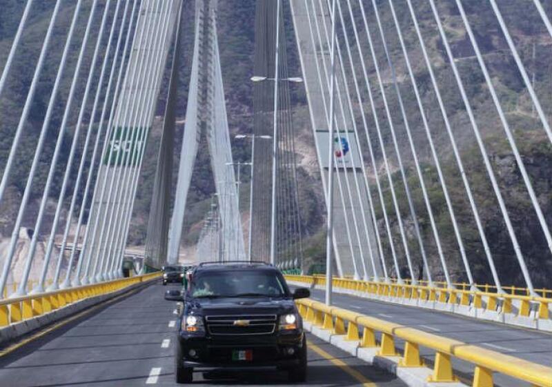 Carretera Mazatl�n-Durango
