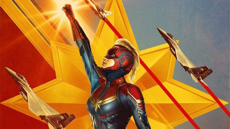 Capitain Marvel teaser final