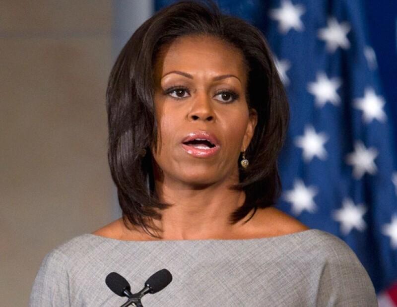 La primera dama estadounidense se estrenó en la famosa red social.