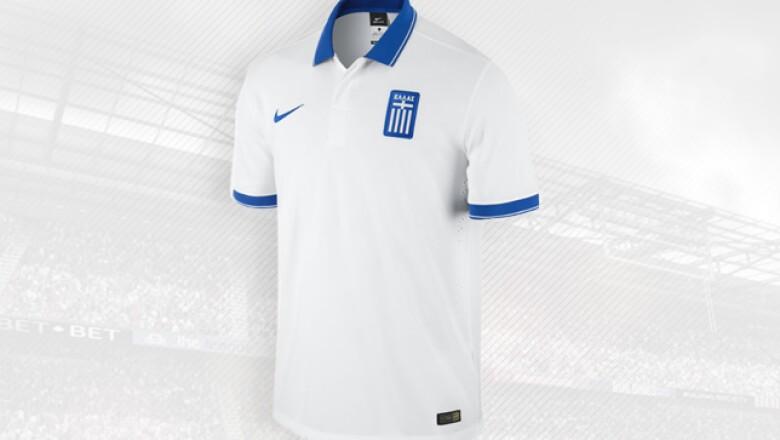 4d9556344033d La playera hecha por Nike celebra el espíritu de unidad y la cohesión del  equipo griego
