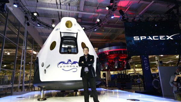 Elon Musk asegura que su iniciativa espacial será capaz de llevar al hombre a Marte en 2029.