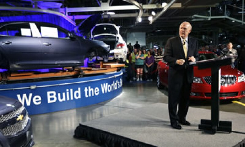 General Motors ya ha tenido una mala experiencia con autos diesel en décadas pasadas.  (Foto: AP)