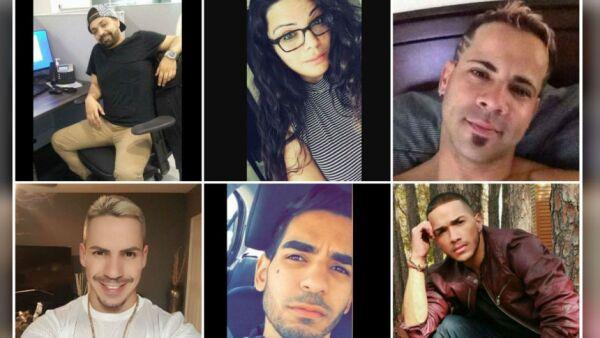 Estas son algunas de las historias de las víctimas en el Pulse.