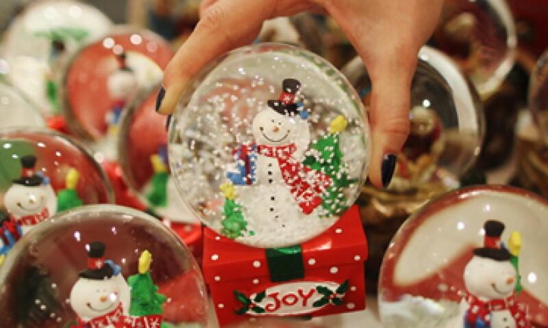 Los minoristas obtienen entre el 20% y 40% de sus ingresos en noviembre y diciembre. (Foto: Getty Images)