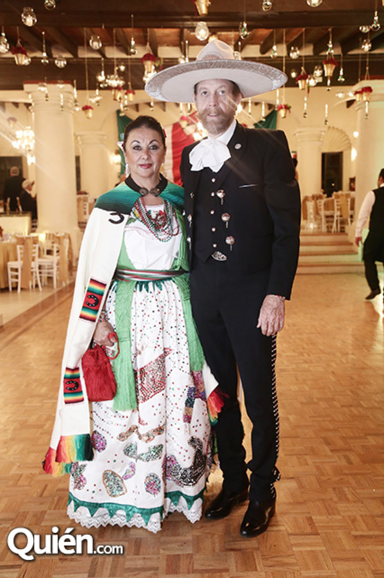 Rosa María y Jorge Álvarez