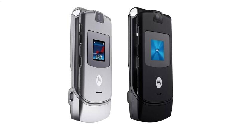 Motorola V3 (Foto: Motorola)