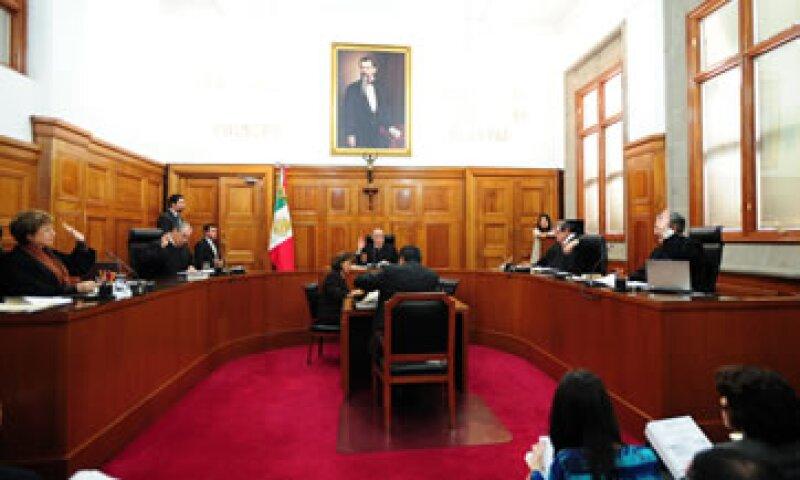 Se debe sustituir a los ministros Salvador Aguirre Anguiano y Guillermo Ortiz Mayagoitia. (Foto: Notimex)