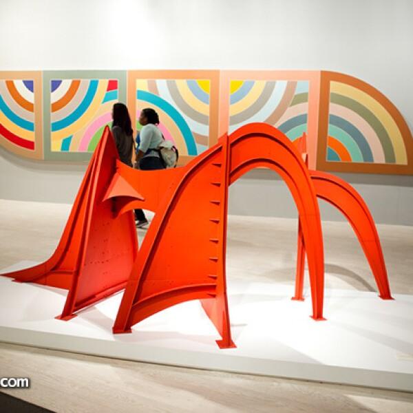 Autor Alexander Calder,Jerusalem Stabile