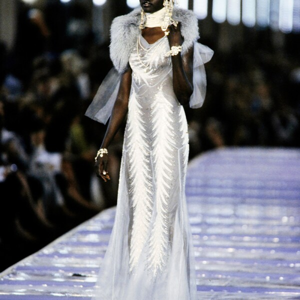 John Galliano for Dior Fall 1999 Couture Runway Show, Paris - 19 Jul 1999