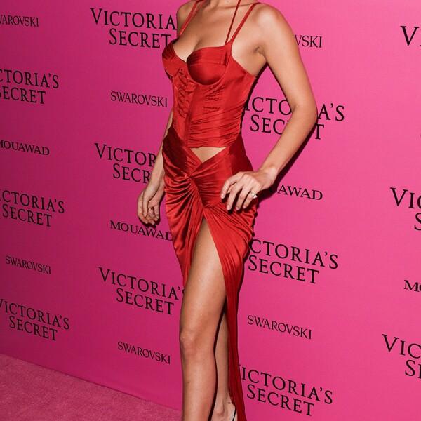 Victoria's Secret Fashion Show, Pink Carpet Arrivals, After Party, Expo Center, Shanghai, China - 20 Nov 2017