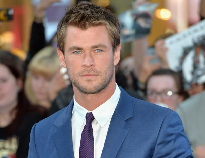 El actor se despide del cuerpo de Thor para su nuevo proyecto 'In the Heart of the Sea', y no podemos negar que nos ha sorprendido este inesperado cambio físico.