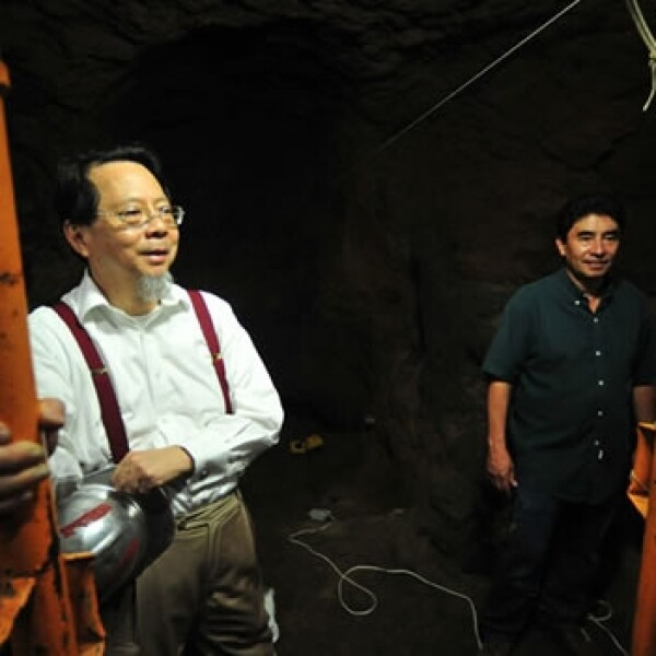 Tláloc II-TC robot Teotihuacán 3