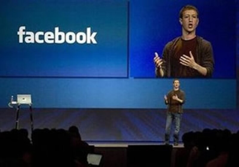 Mark Zuckerberg, CEO de la red social, anunció la compra de la empresa FriendFeed. (Foto: Reuters)