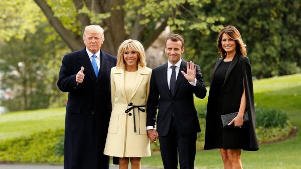 Visita de Estado a la Casa Blanca