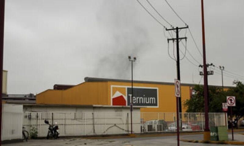 Ternium dice que el accidente no afectará los embarques a sus clientes. (Foto: Cuartoscuro)