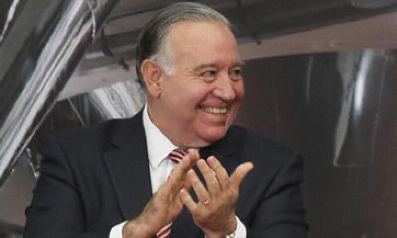 Valentín Diez Morodo es uno de los asesores más solicitados por las firmas instaladas en México. (Foto: Cuartoscuro )