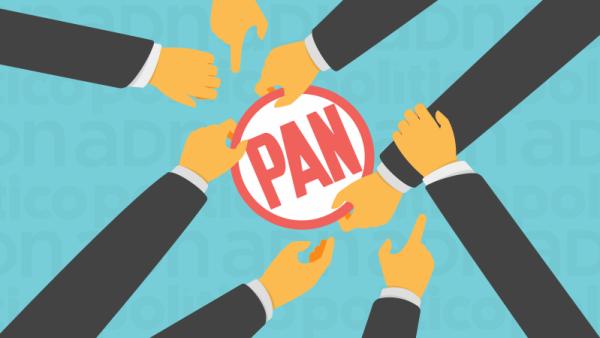 Pelea por el PAN