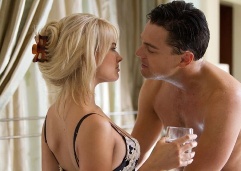 La mayor parte de la película Margot y Leo tenían escenas más allá de lo íntimo.
