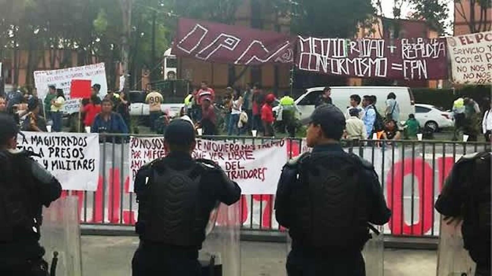 #YoSoy132 marcha Tribunal Electoral 3