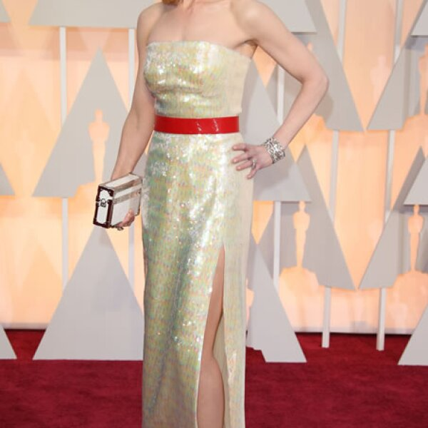 Nicole Kidman, de 48, a pesar de tener cuantiosas cirugías en la cara, su cuerpo continúa impecable, a diferencia de muchas famosas de su edad