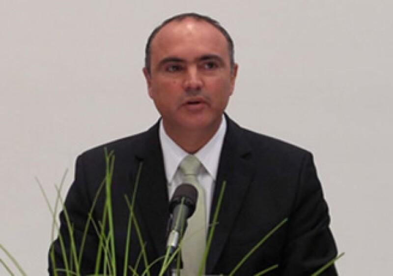 Gerardo Gutiérrez Candiani, titular de la Confederación Patronal de la República Mexicana (Coparmex).  (Foto: Archivo Notimex)