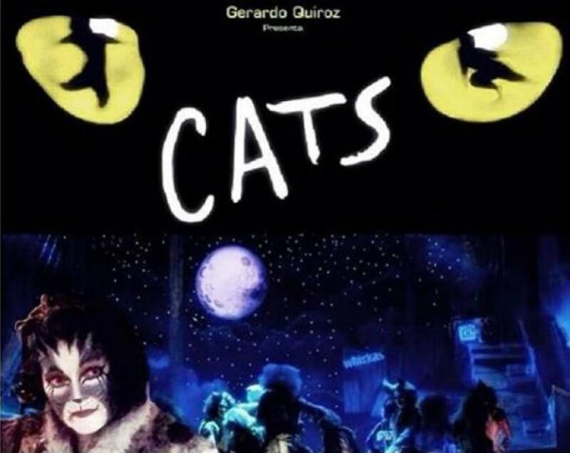 """Uno de los más exitosos musicales de Broadway regresa por únicamente 10 funciones para contar las historia de los """"Jélicos"""", unos particulares y divertidos gatos."""