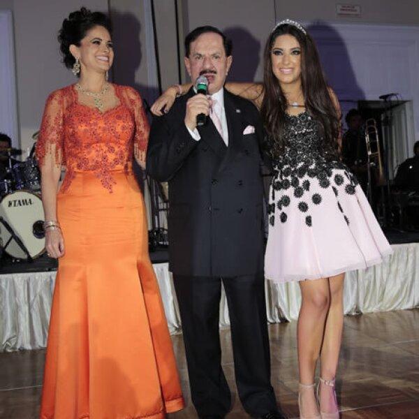 Perla Díaz de Ealy,Juan Francisco Ealy Ortiz,María Teresa Ealy