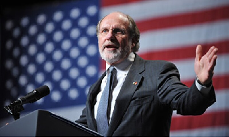 Antes de declararse en bancarrota, Corzine intentó vender MF Global a Interactive Brokers. (Foto: Cortesía CNNMoney)