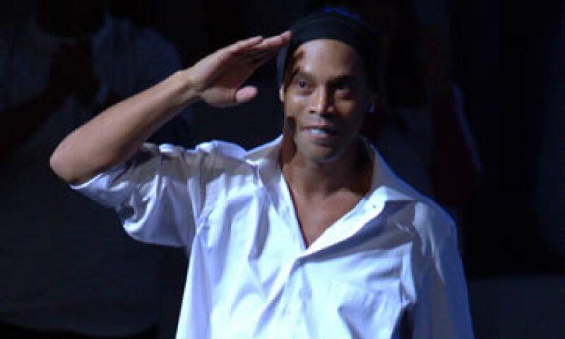 Ronaldinho ganó el Mundial en 2002 y la Champions en 2006. (Foto: Notimex)