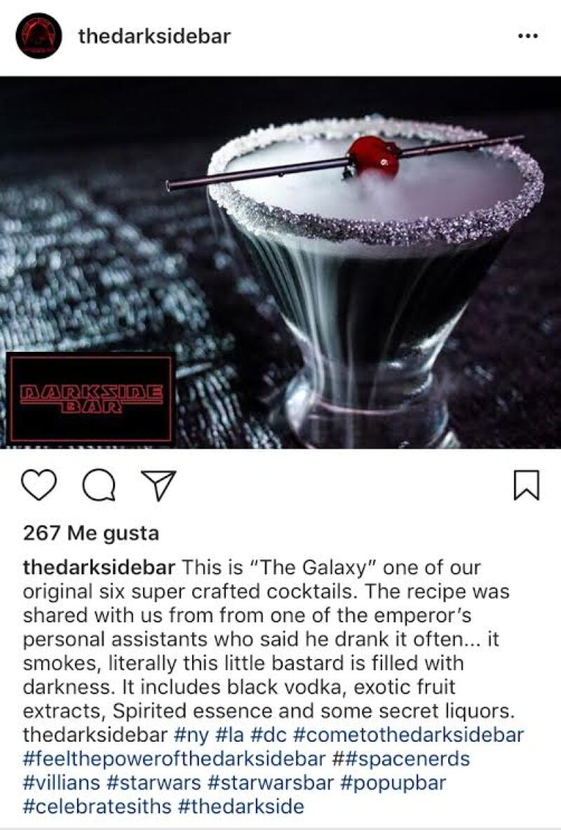 Dark Side Bar