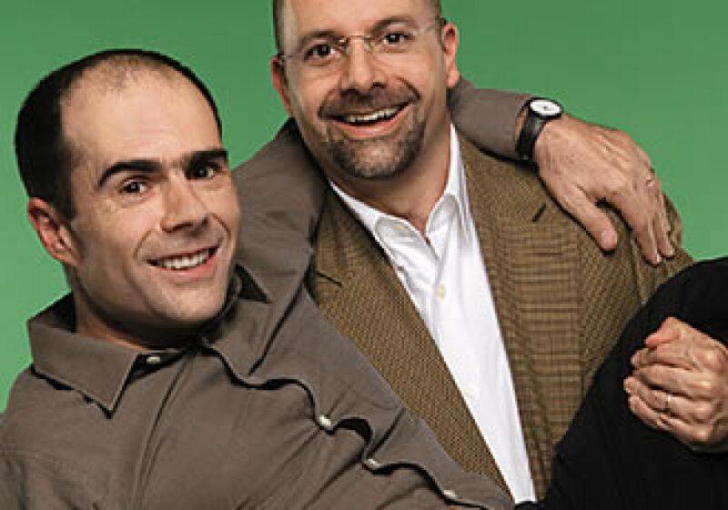 Insitum, liderado por Roberto Holguín y Luis Arnal, inició operaciones en 2002 con 10,000 dólares, y espera facturar 4 mdd en 2009. (Foto: Duilio Rodríguez)