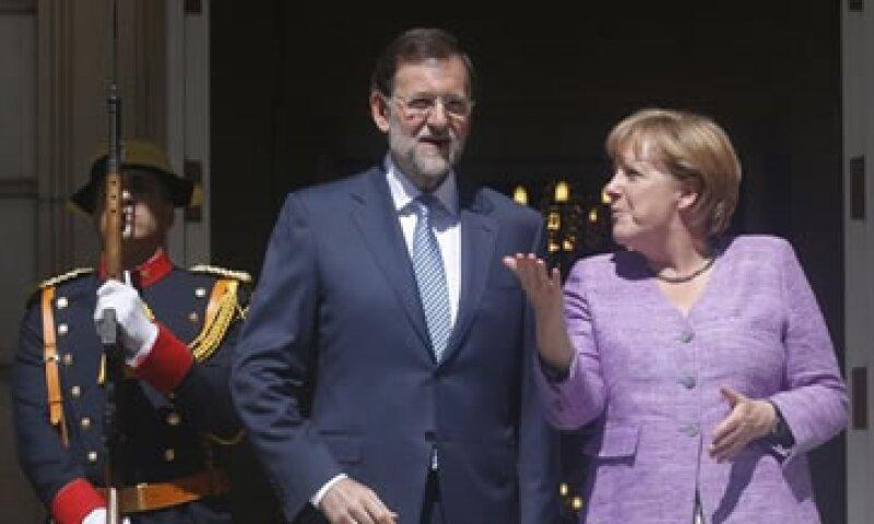 Rajoy había dicho que esperaba conocer los dtalles del plan del BCE para tomar una decisión sobre un rescate.  (Foto: Reuters)