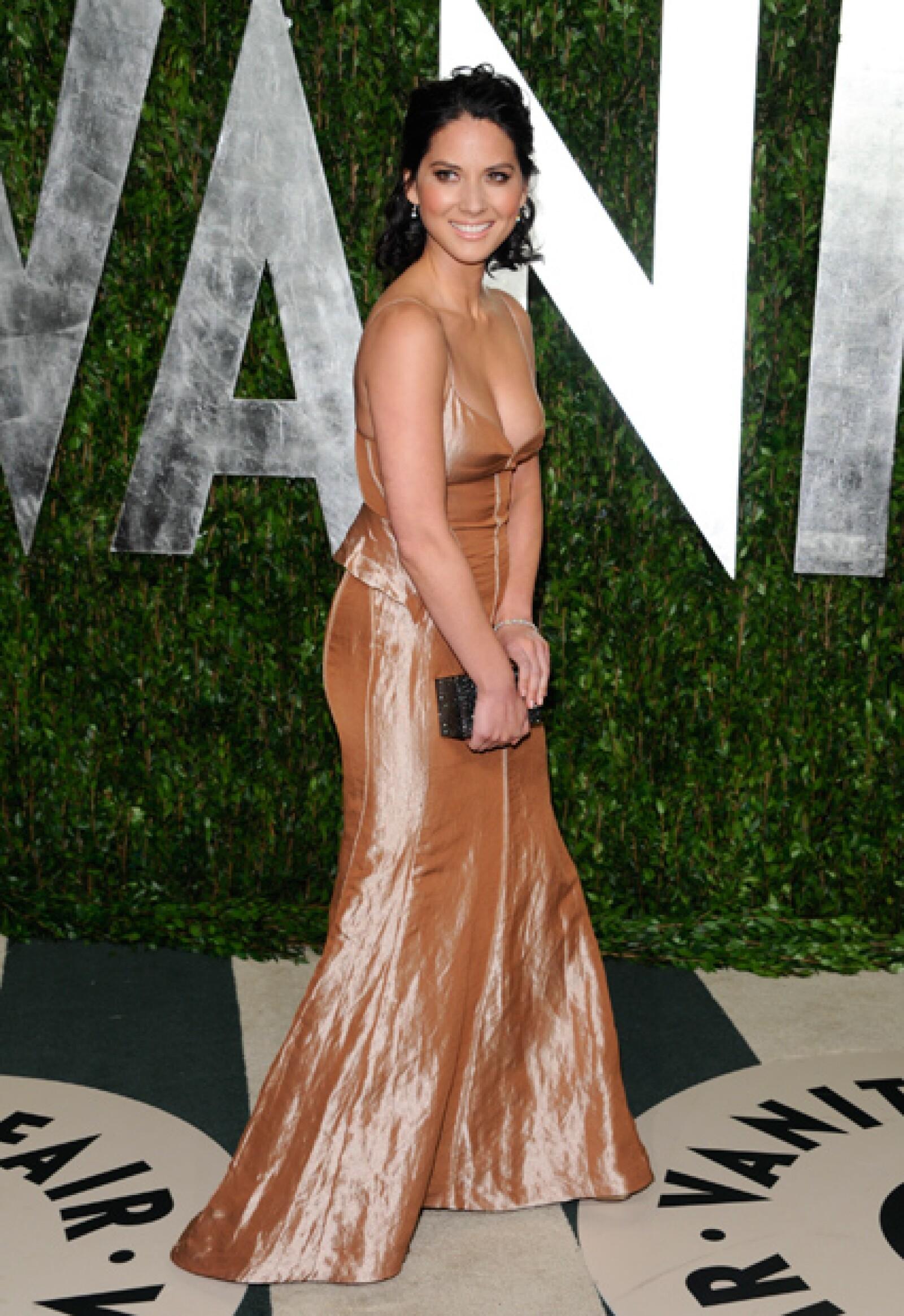 Olivia Munn se posicionó como la segunda mujer más hot del mundo.