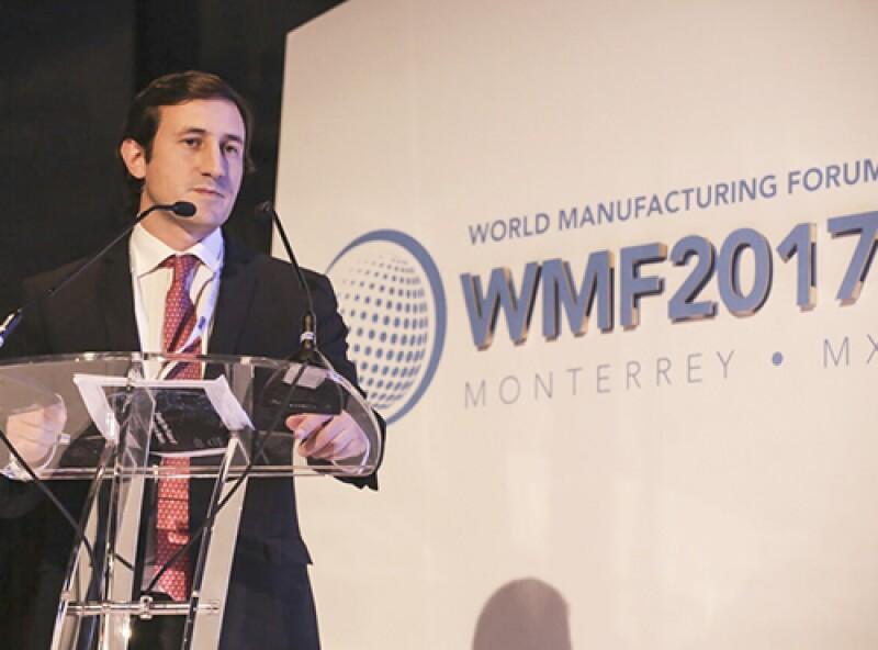 Francisco Betti, líder de la iniciativa el Futuro de la Producción, del WEF