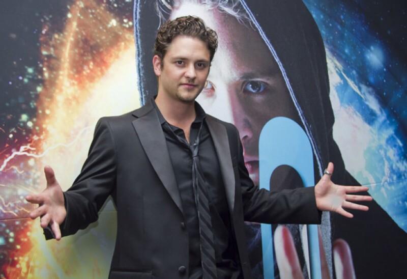El protagonista de la serie de televisión `Kdabra´  mencionó que su profesión de actor es su prioridad.