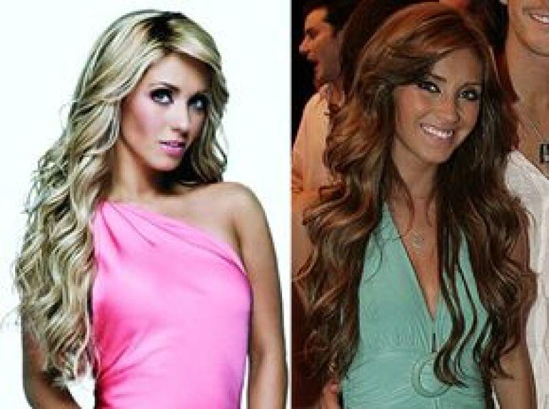 La ex RBD cambió el rubio por el castaño, y el veredicto de los conocedores de belleza fue positivo.