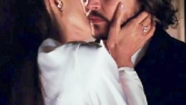 Los actores desfilarán por la alfombra roja de la premier en la que también se espera la llegada de sus respectivas parejas, Brad Pitt y Vanessa Paradis, entre otros.