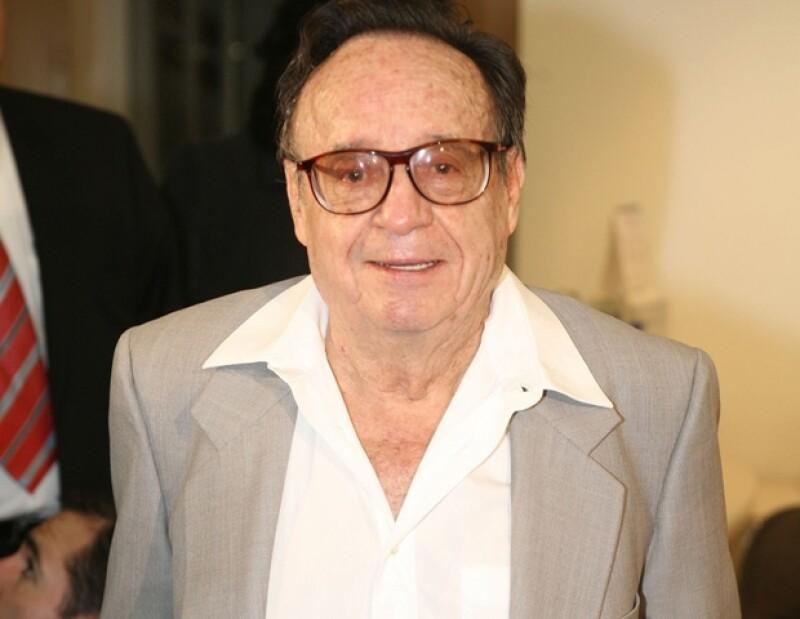 """El emblemático actor y productor Roberto Gómez Bolaños """"Chespirito"""" falleció este viernes 28 de noviembre a los 85 años de edad en su residencia en Cancún."""