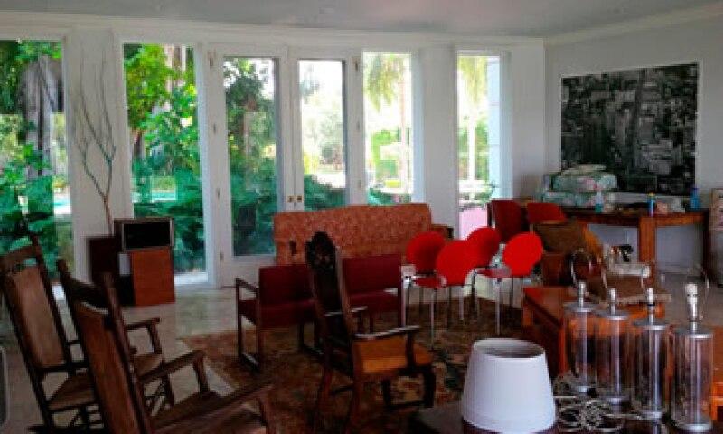 La mansión cuenta con 680 metros cuadrados, en el acaudalado barrio de Miami Beach. (Foto: Reuters)