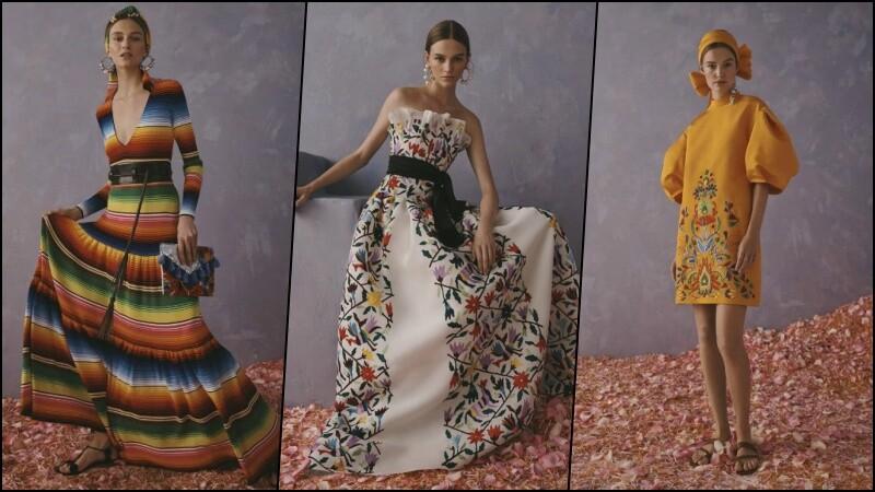 vestidos Carolina Herrera