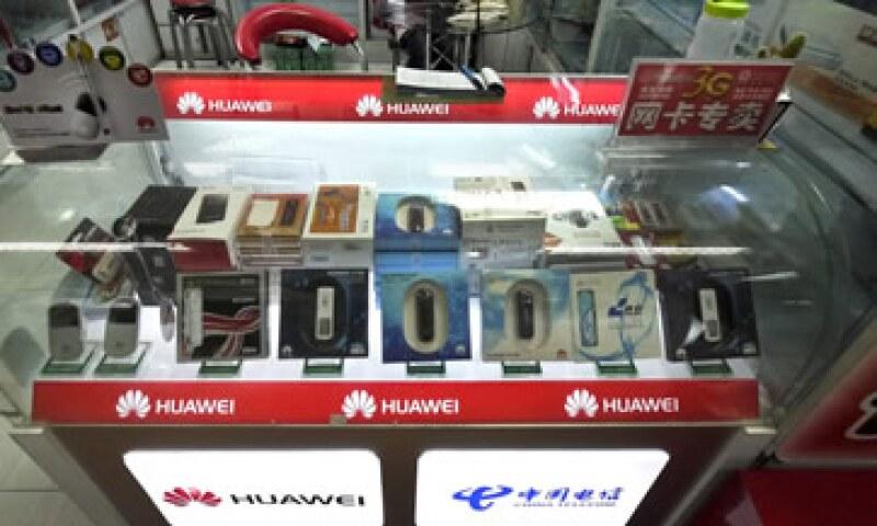 Huawei ve en México un mercado con potencial , debido a los índices de crecimiento que registra la adopción de la telefonía celular. (Foto: AP)