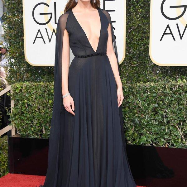 Las mejor vestidas de los Golden Globe Awards 2017