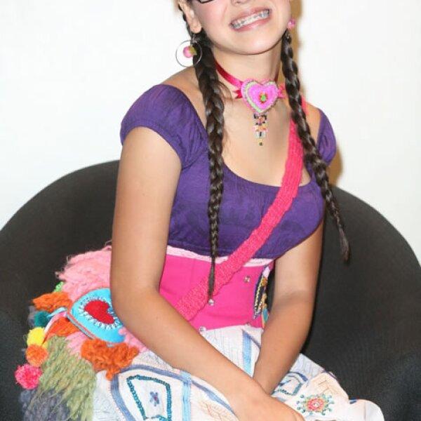 Su carrera comenzó a los cuatro años de edad, cuando audicionó para el programa Plaza Sésamo.