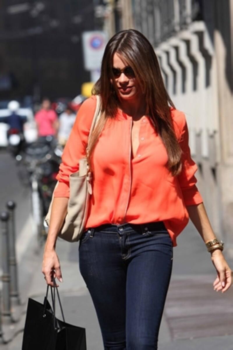 La actriz colombiana viajó a México en compañía de su novio -y amigos- para celebrar su cumple, fue donde se dijo que le había dado el anillo.