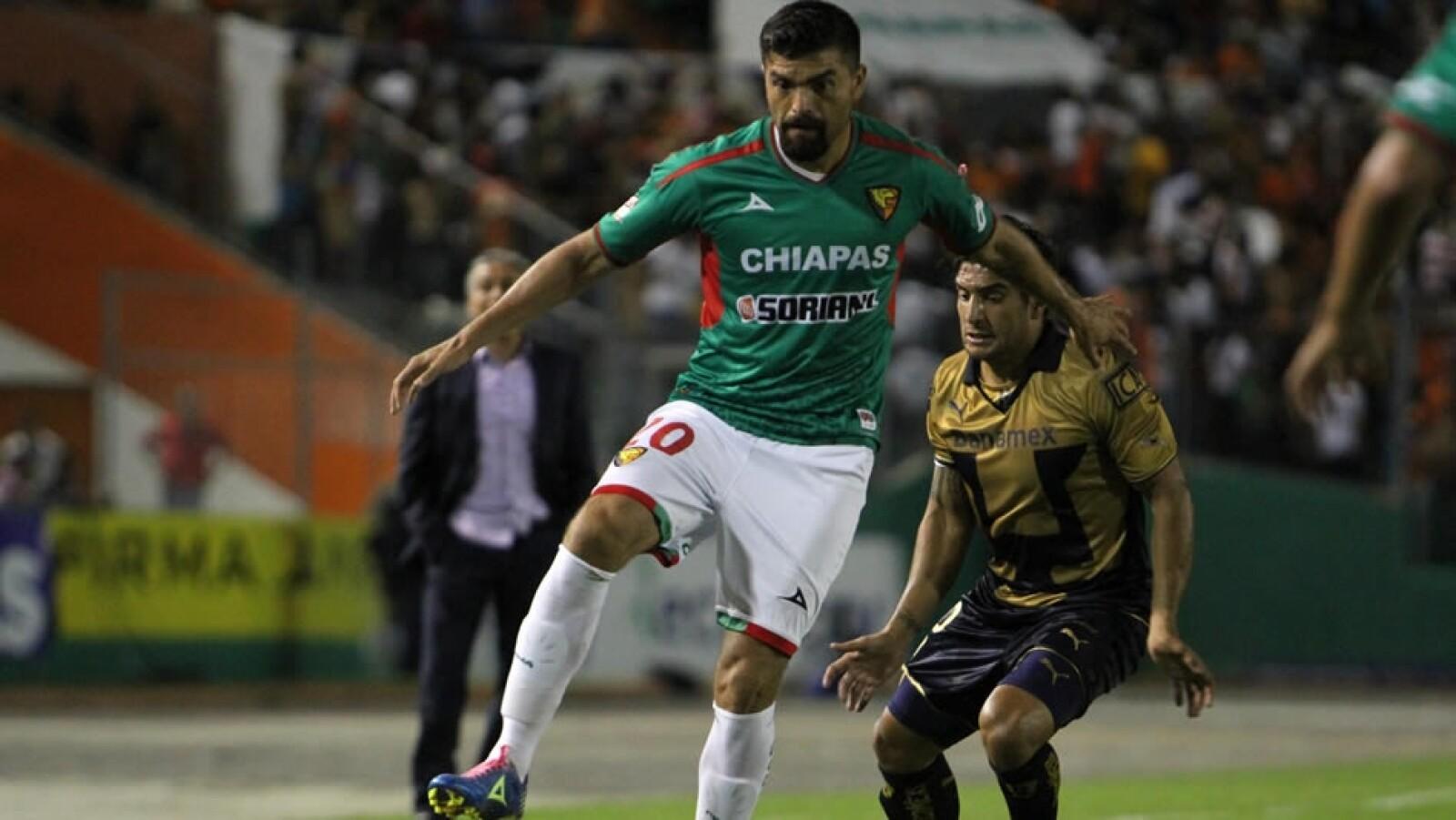 Pumas vs Chiapas1